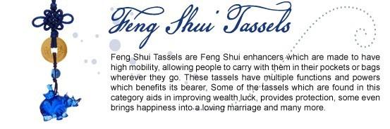 Feng Shui Tassel