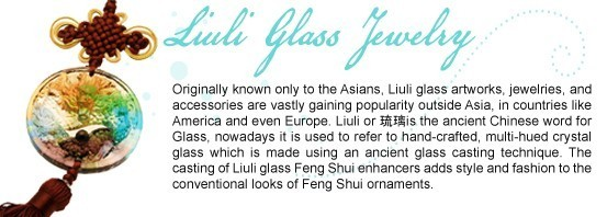Lui Li Glass Jewelry