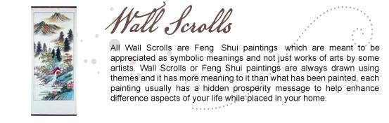 Wall Scrolls