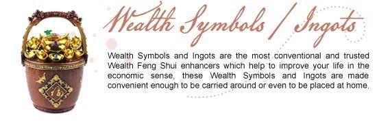 Wealth Symbol for Feng Shui
