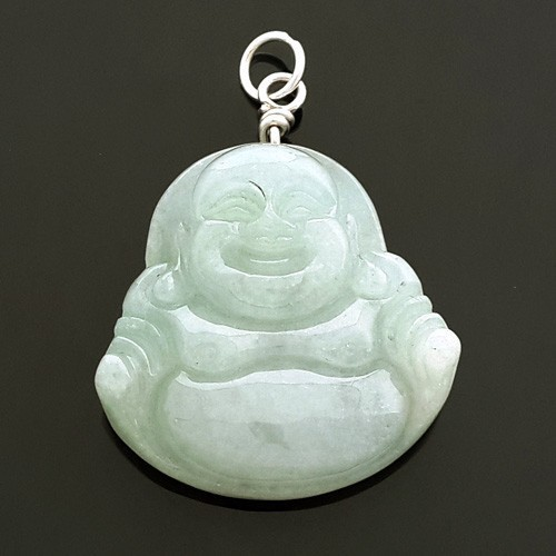 Jade laughing buddha jade laughing buddha aloadofball Image collections