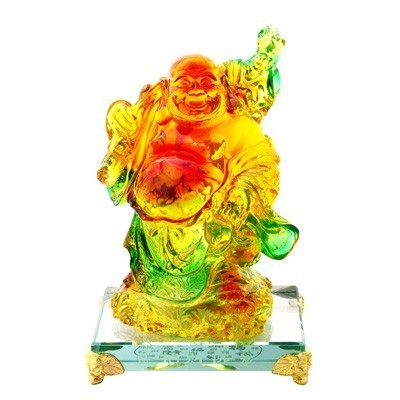 Happy Buddha for Happiness and Abundance