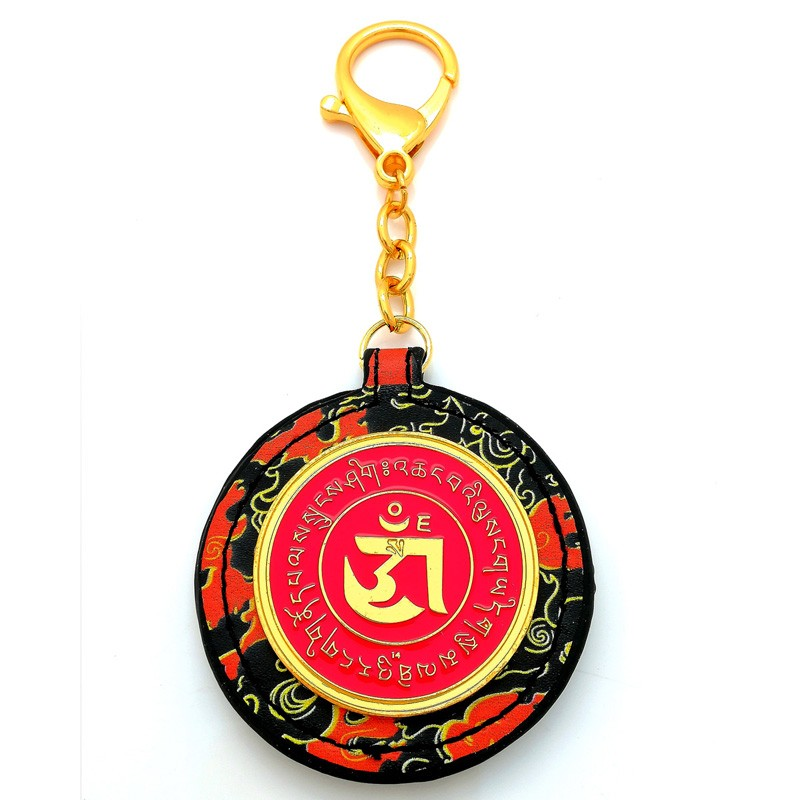 Dragon Holding Fireball Anti Conflict Feng Shui Amulet