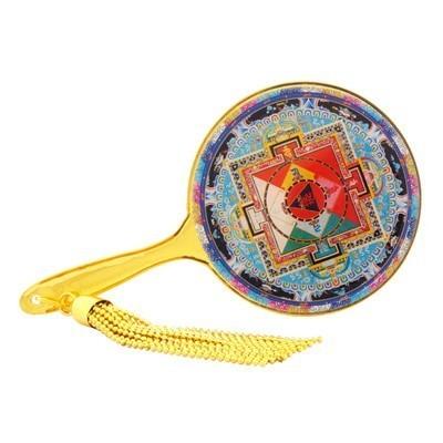 Inner Celestial Mansion of Avalokiteshvara Mirror