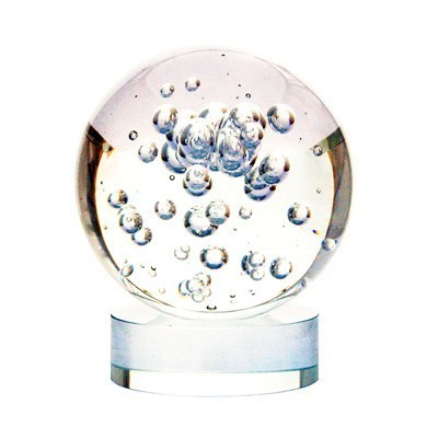 Clear Crystal Ball for Romantic and Scholatic Luck