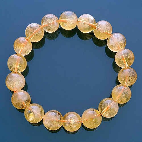 Citrine Bracelet for Super Wealth