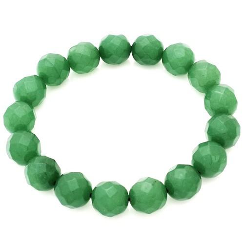 Natural Aventurine Bracelet for Academy Luck