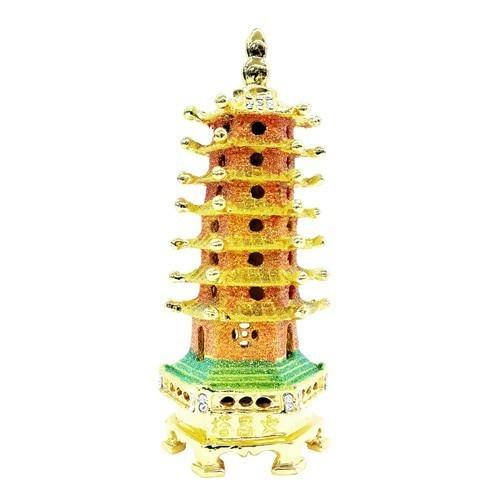 Bejeweled 7-Level Wen Chang Pagoda