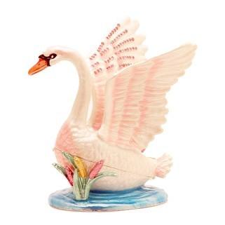 Bejeweled Swan
