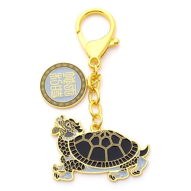 The Black Tortoise Lunar Mansion Talisman