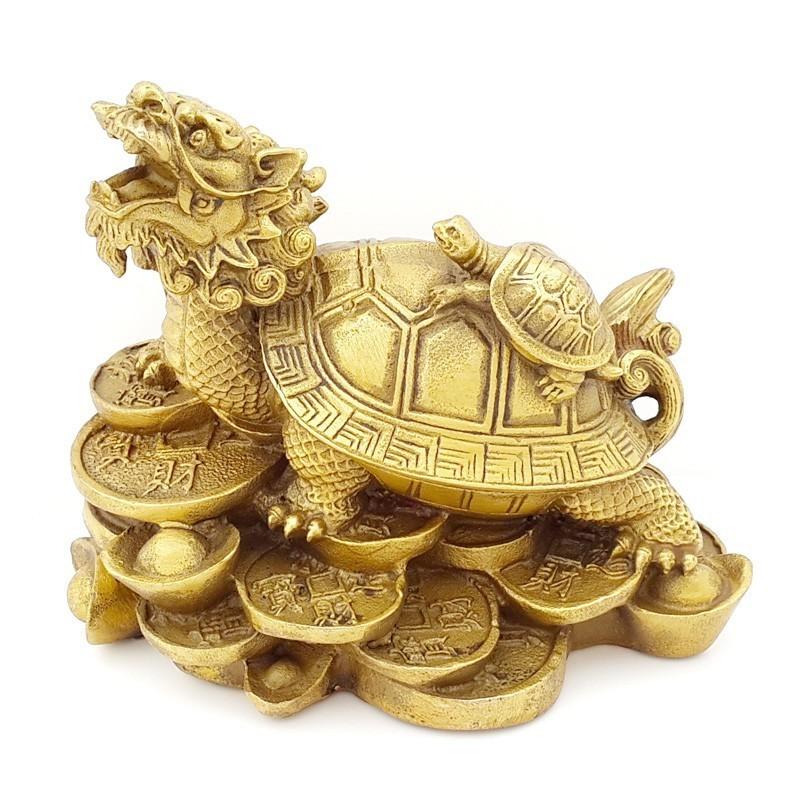 Bronze Dragon Tortoise - Medium