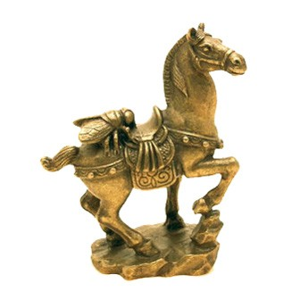 Auspicious Fly on Horse ( Special Offer )