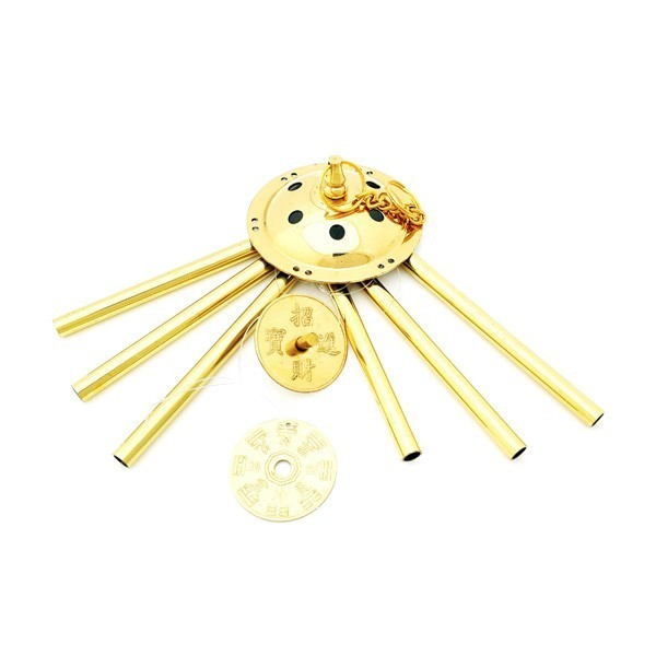 Feng Shui Wind Chime (6-Rod)