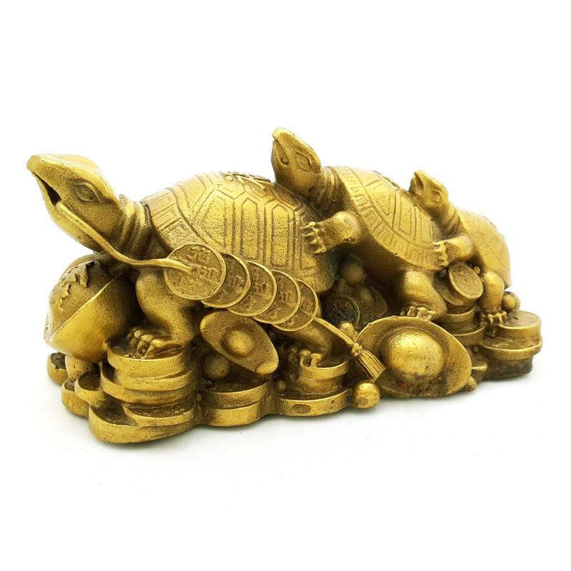 Bronze Tortoise of Harmony