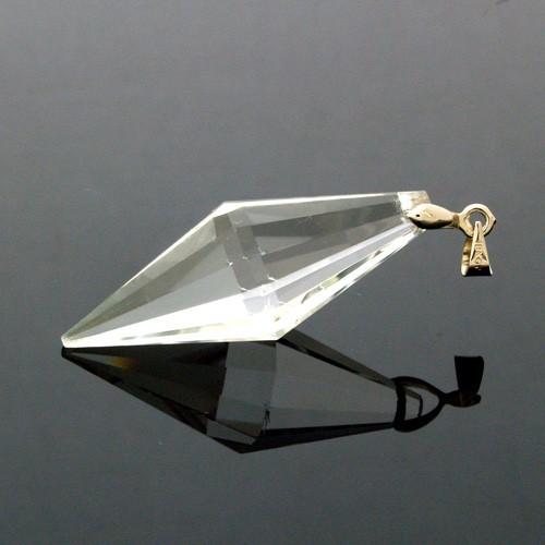 The Clear Quartz Pendulum