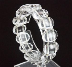 Clear Quartz Bracelet for Healing