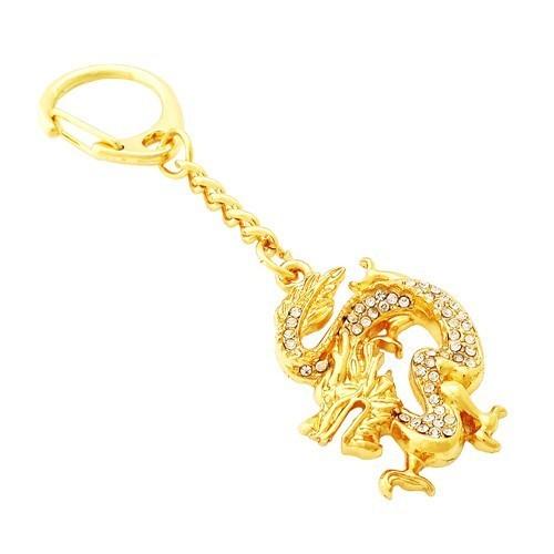 Bejewelled Dragon Amulet