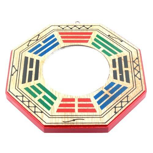 Convex Bagua Mirror - Medium