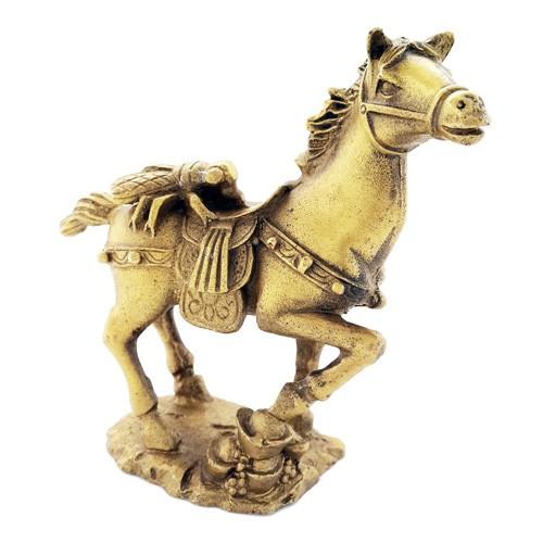 Auspicious Fly on Horse