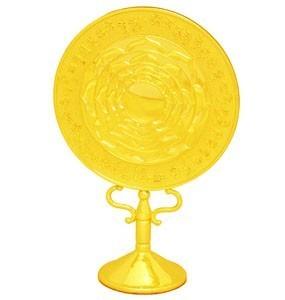 Golden Big Auspicious Fortune Mirror for Good Fortune