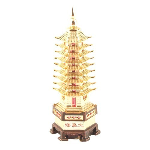Golden Wen Chang Pagoda - Small