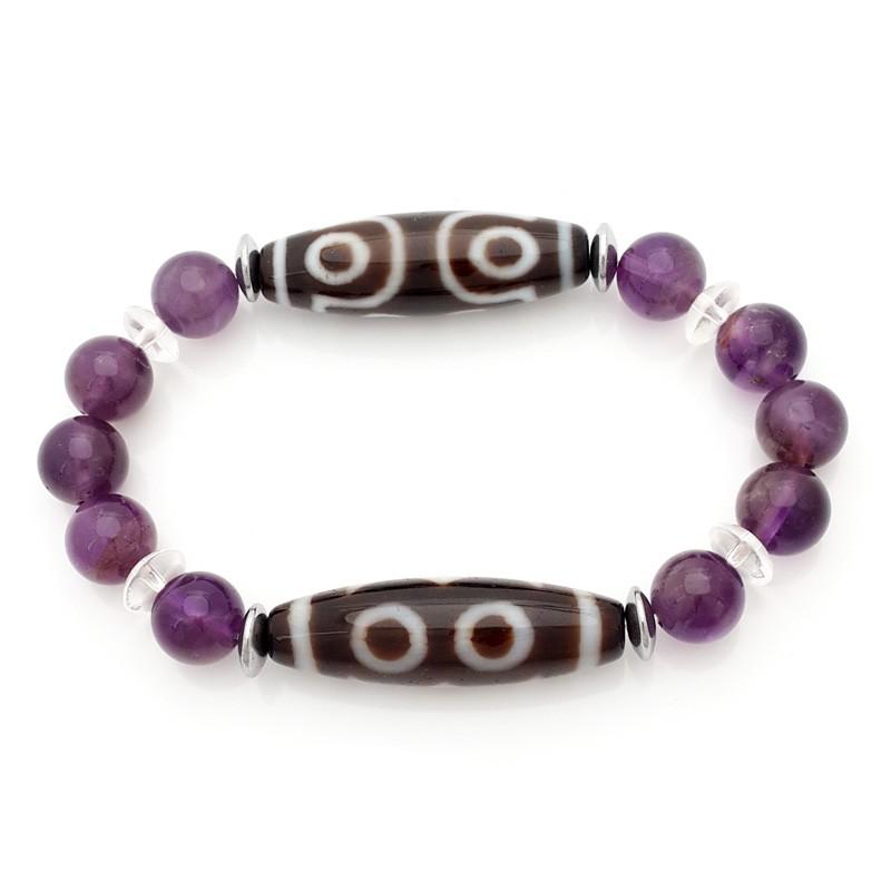 The Good Luck Combo Dzi Bracelet To Obtain Good LUCK