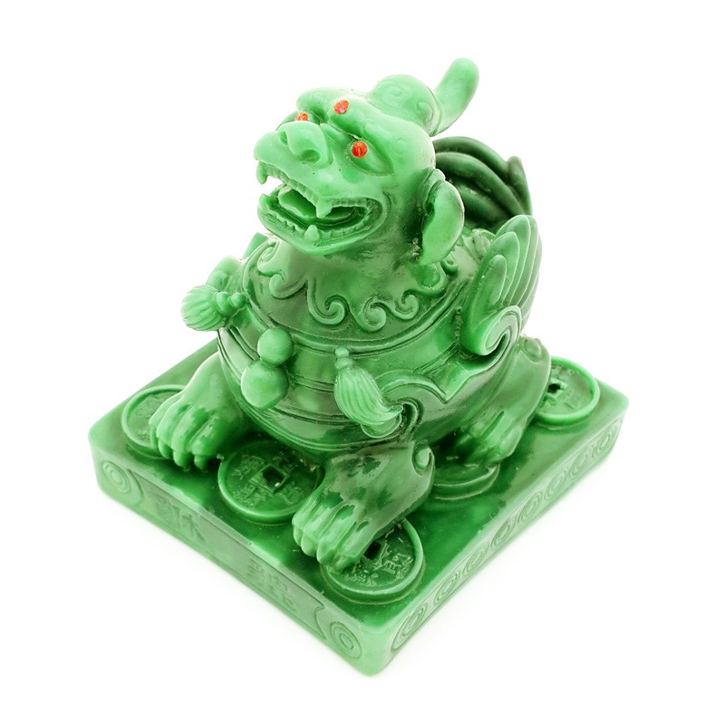 Jade Pi Yao for Wealth and Protection