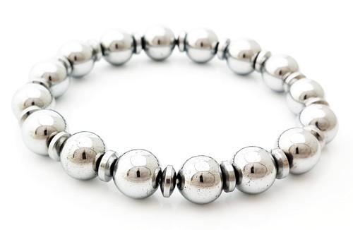 Natural Hematite Bracelet for Higher Studies