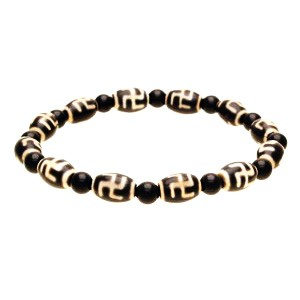 Hotu Dzi Beads Bracelet