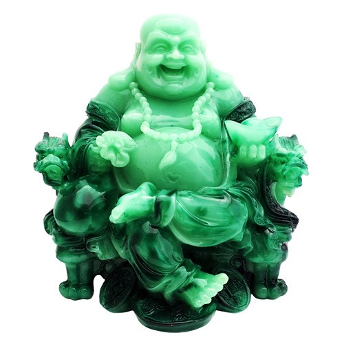Laughing Buddha of Wealth and Good Fortune
