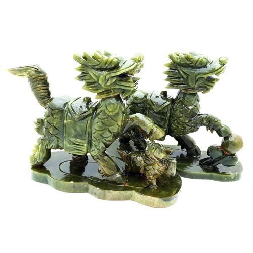 Green Jade Chi Lin