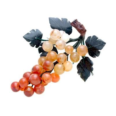 Abundance of Agate Grapes