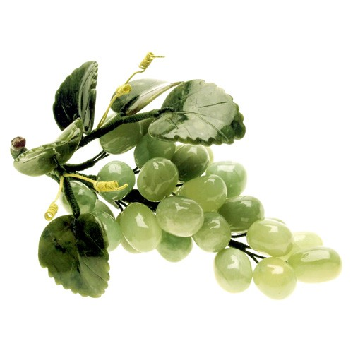 Abundance of Jade Grapes