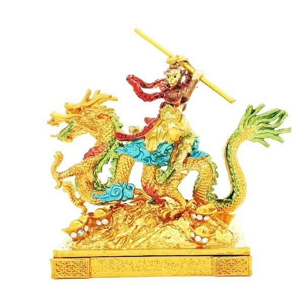 Monkey on a Dragon for Business Success