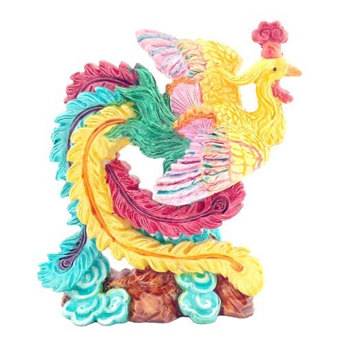 Auspicious Phoenix for Good Fortune and Opportunity Luck