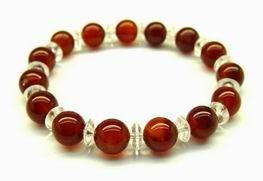Red Agate Bracelet - 10mm ( Special Offer )