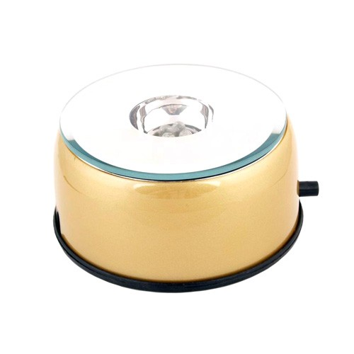 Crystal Energizing Electronic Turntable