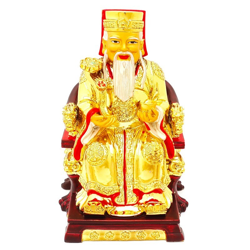 Tua Peh Kong (Wealth Deity) - Medium