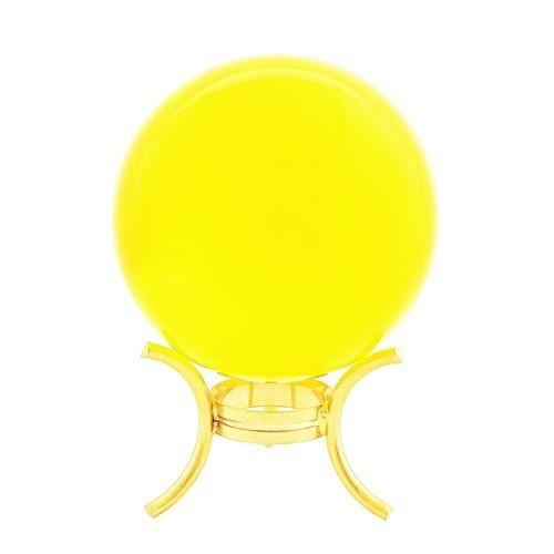 50mm Citrine Crystal Sphere (Period 8 Enhancer)
