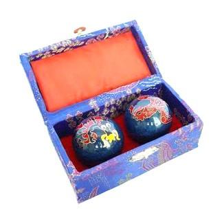 The Ying Yang Health Balls - Dragon & Pheonix