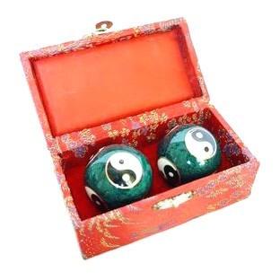 The Ying Yang Health Balls - Tai Chi