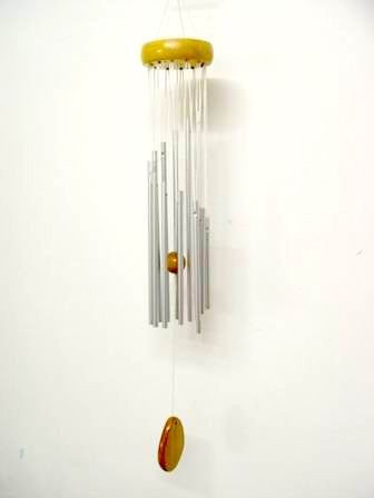 12-Solid Rod Wind Chime