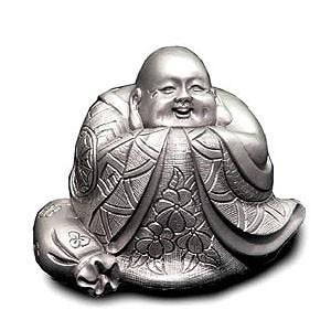 Laughing Buddha statues