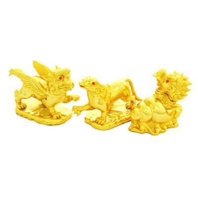 Golden 3 Harmony Symbols