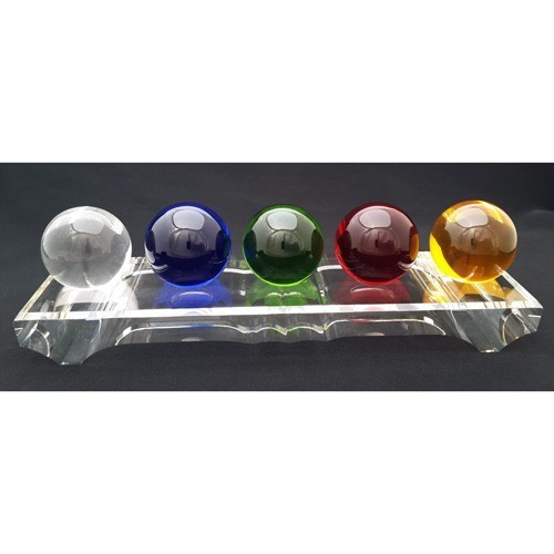 5 element Crystal Balls