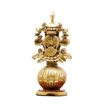 Bronze 8 Auspicious Objects