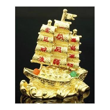 Golden Merchant Wealth Ship