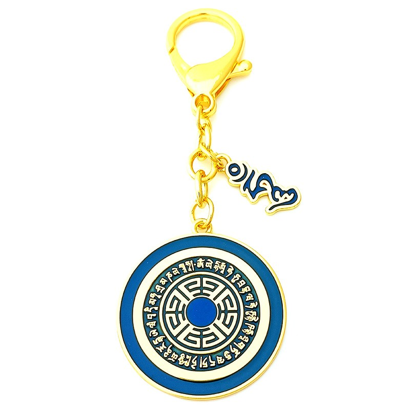 HUM Dakini Wealth Protection Amulet