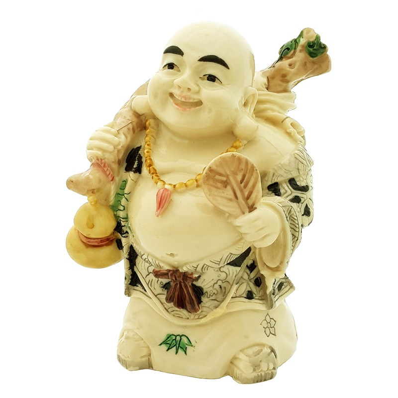 The Happy Buddha for Happiness and Abundance