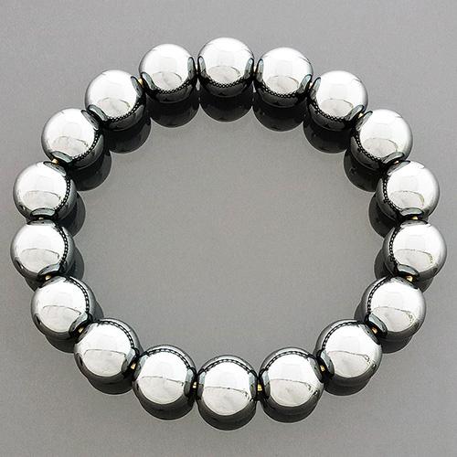 Hematite Bracelet for Higher Studies